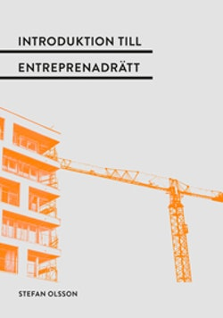 Introduktion till entreprenadrätt