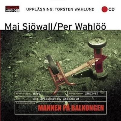 Mannen på balkongen : roman om ett brott