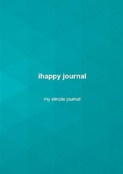 ihappy journal : my simple journal