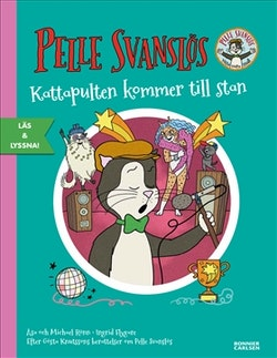 Pelle Svanslös: Kattapulten kommer till stan (e-bok + ljud) : En av berättelserna från boken