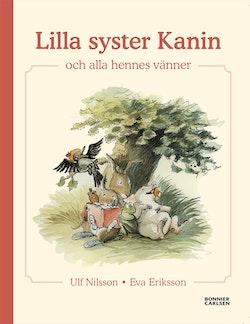 Lilla syster Kanin och alla hennes vänner (e-bok + ljud)