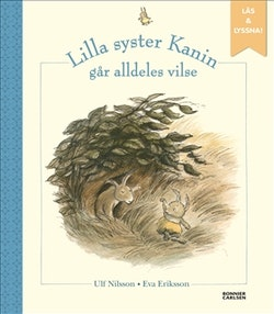 Lilla syster Kanin går alldeles vilse (e-bok + ljud)