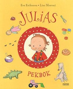 Julias pekbok