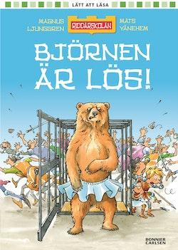 Björnen är lös!