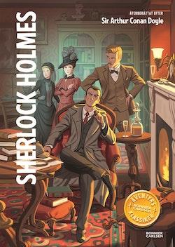 Sherlock Holmes : 3 mysterier. Det spräckliga bandet ; De rödhårigas förening ; En skandal i Böhmen