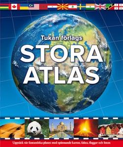 Tukan förlags stora atlas