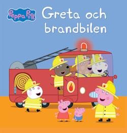 Greta och brandbilen