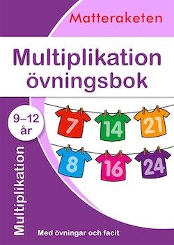 Multiplikation: övningsbok