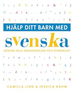 Hjälp ditt barn med svenska