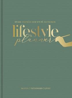 Lifestyle planner: stark inifrån och ut på 12 veckor