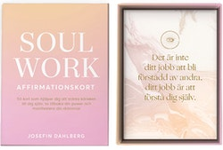 Soul Work - affirmationskort (bok + kort)