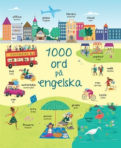 1000 ord på engelska