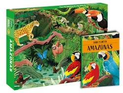 Rädda planeten: Amazonas