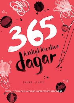 365 härligt kreativa dagar