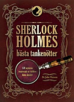 Sherlock Holmes bästa tankenötter