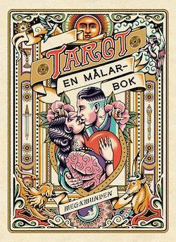 Tarot - en målarbok