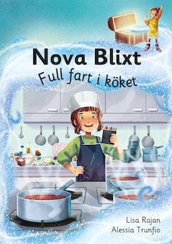 Nova Blixt: Full fart i köket
