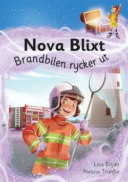 Nova Blixt: Brandbilen rycker ut