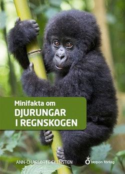 Minifakta om djurungar i regnskogen