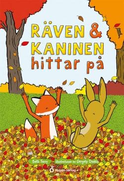 Räven och Kaninen hittar på
