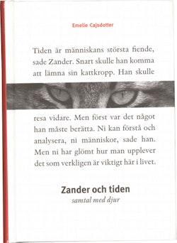 Zander och tiden : samtal med djur