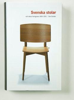 Svenska stolar och deras formgivare 1899-2001