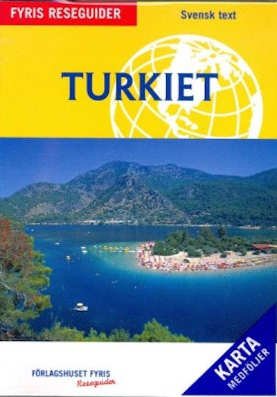 Turkiet : reseguide (med karta)