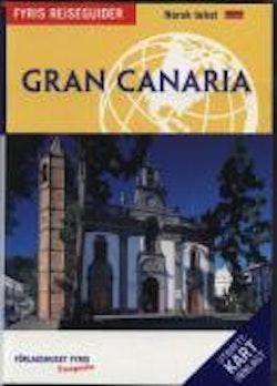 Gran Canaria : med karta (norska)