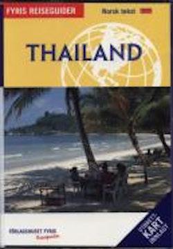 Thailand : med karta (norska)