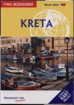 Kreta : med karta (norska)