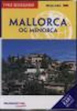 Mallorca og Menorca: med karta (norska)