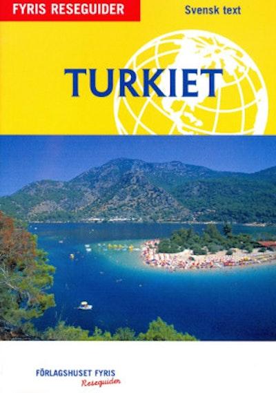 Turkiet : reseguide utan separat karta