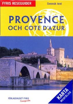 Provence : reseguide (med karta)