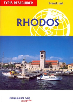 Rhodos : reseguide utan separat karta