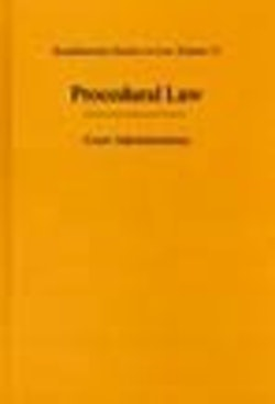 Procedural Law Court Administration