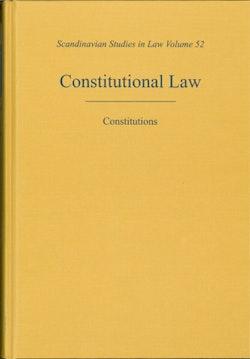Constitutional Law : constitutions