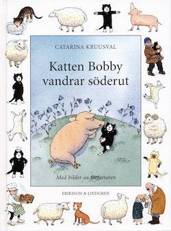 Katten Bobby vandrar söderut