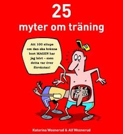 25 myter om träning