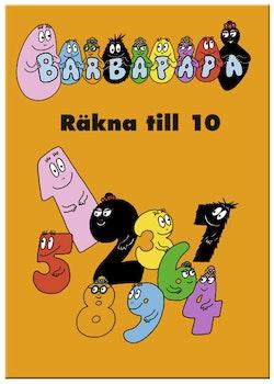 Räkna till 10 med Barbapapa