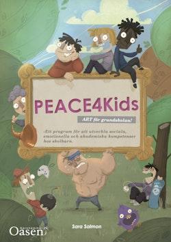 PEACE4kids : ART för grundskolan (lärarhandledning)