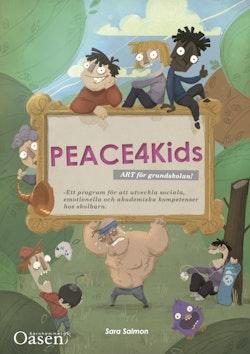 PEACE4Kids - ART för grundskolan (Klassuppsättning 1+5)