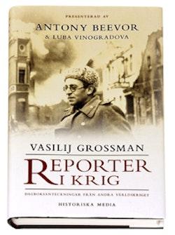 Reporter i krig : dagboksanteckningar från andra världskriget