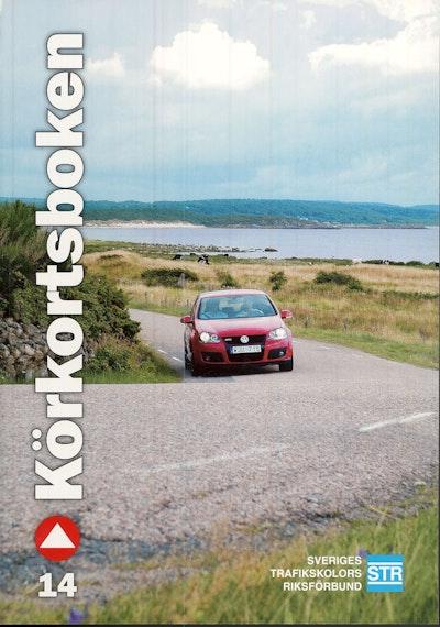 Körkortsboken 14 + vägmärkeshäfte