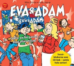 Eva & Adam box 6 (bok 11-12)
