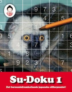 Su-Doku : det beroendeframkallande japanska sifferpusslet!. 1