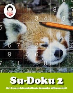 Su-Doku : det beroendeframkallande japanska sifferpusslet!. 2