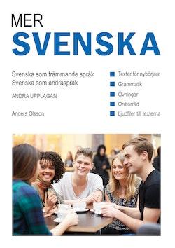 Mer svenska, bok inkl. ljudfiler