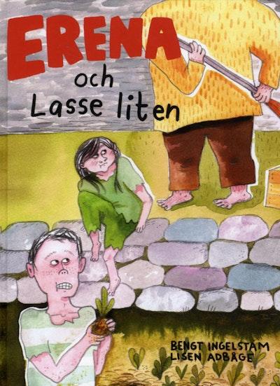 Erena och Lasse liten