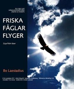 Friska fåglar flyger