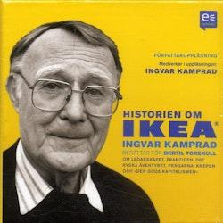 Historien om IKEA : Ingvar Kamprad beträttar för Bertil Torekull